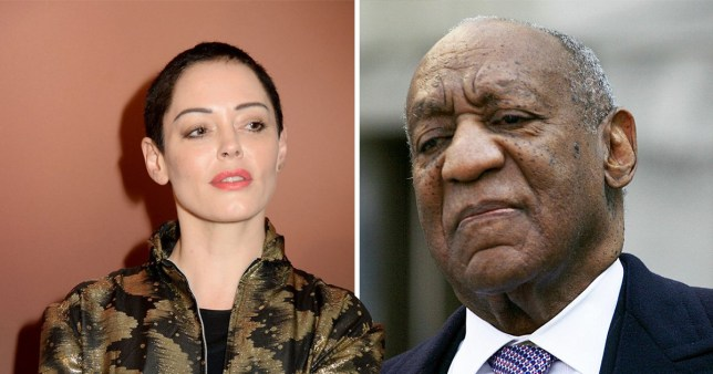 Rose McGowan reacts to Bill Gosby verdict