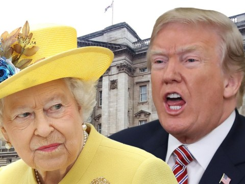 Donald Trump 'really wants to meet the Queen' during UK visit