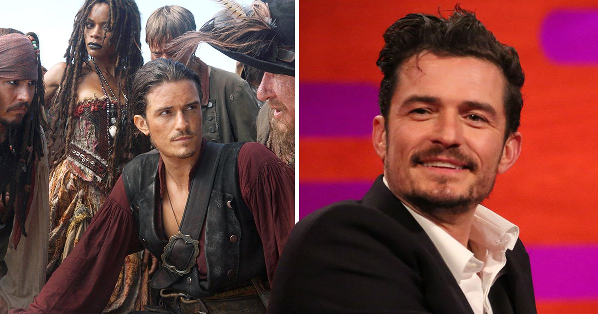 Orlando Bloom's seven-year-old son is his 'harshest critic' when it comes to dad's acting skills