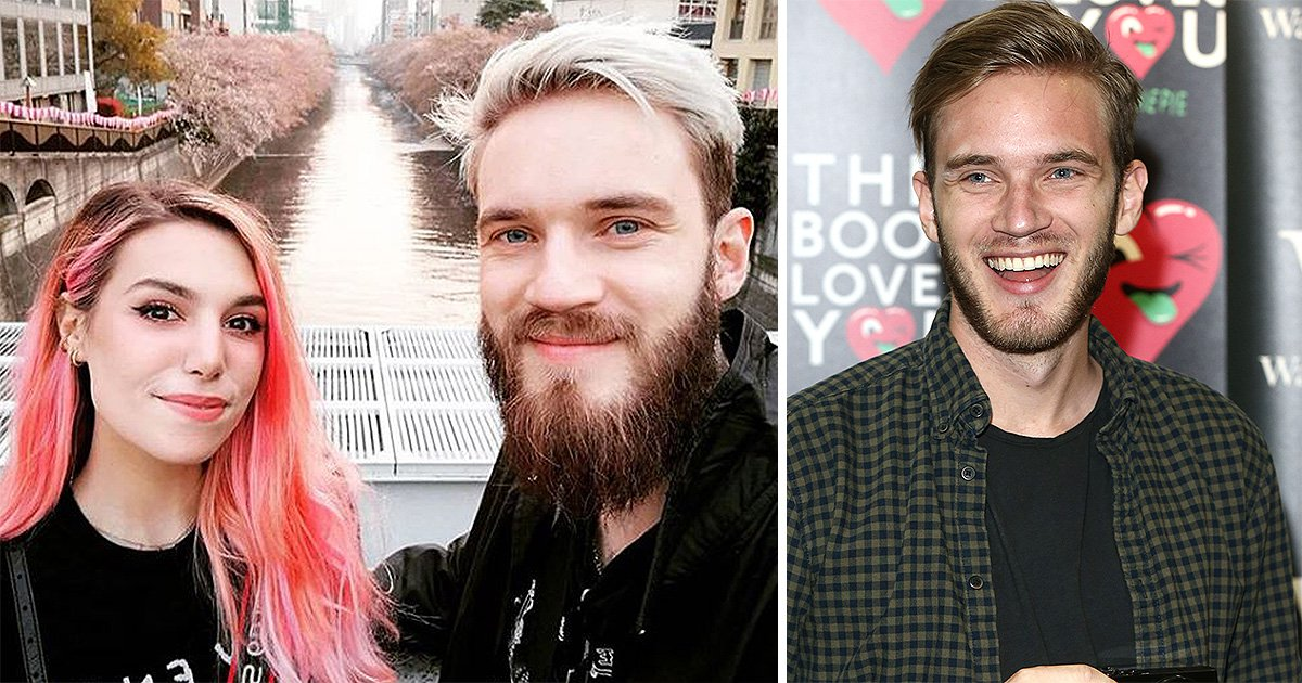 Pewdiepie dating russian