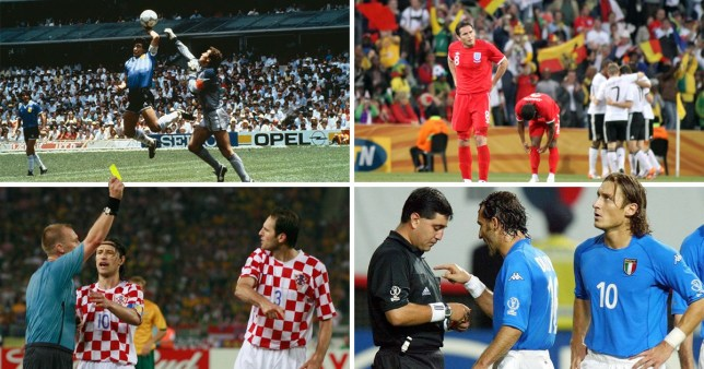 Worst World Cup ref performances (Andrew)