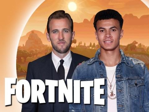 Watch Dele Alli stream Fortnite with Tottenham teammate Harry Kane
