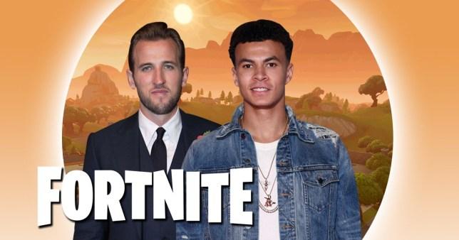 Dele Alli returns to stream Fortnite with fellow Tottenham player Harry Kane