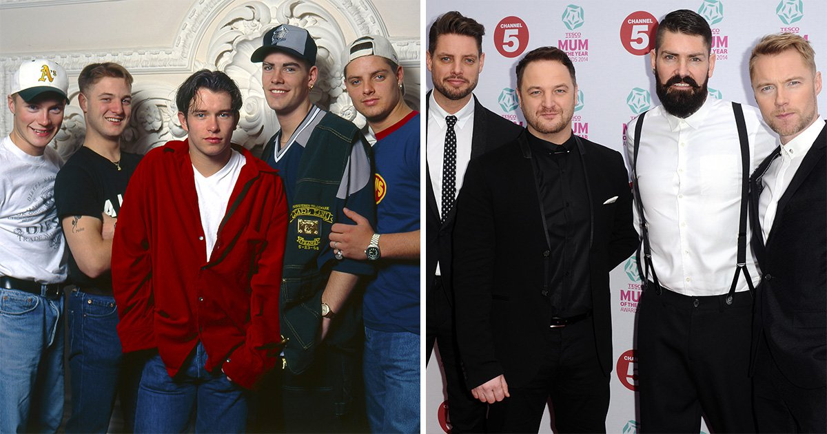 Boyzone to 'permanently split' after 25th anniversary and release of one last album