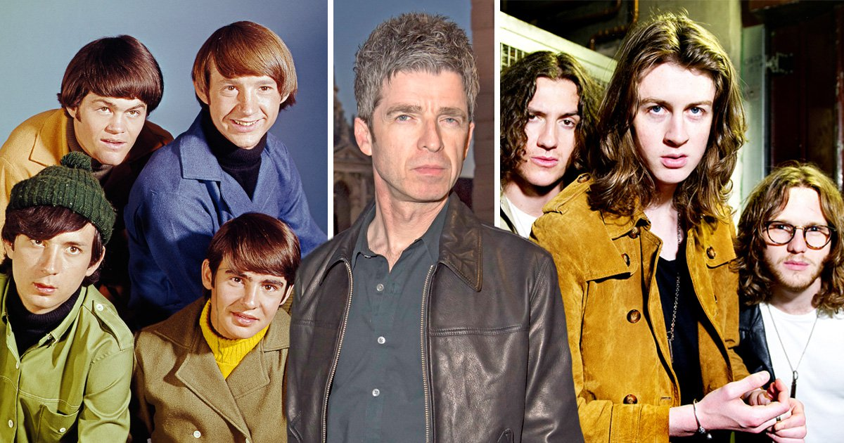 Blossoms wants Noel Gallagher to sing theme to their sitcom – as they're set to become 'new Monkees'
