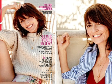 Davina McCall says her battle with death, abandonment and drugs helped her prepare for divorce
