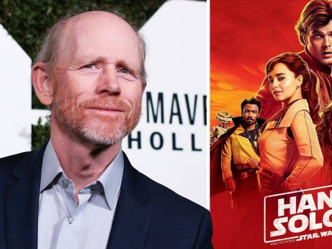 Ron Howard is not happy that Star Wars fans are boycotting Solo because of The Last Jedi