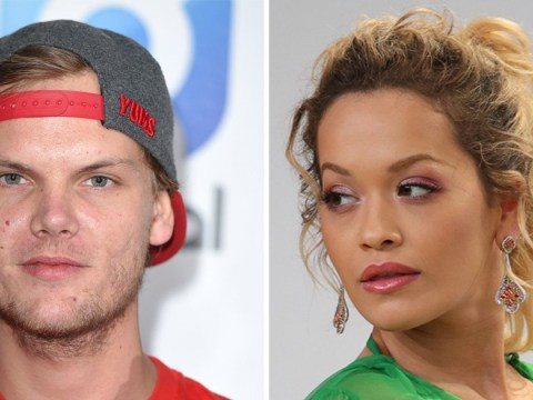 Rita Ora pays emotional tribute to Avicii on stage as she claims late DJ 'changed her life'