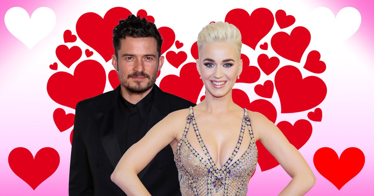 Orlando Bloom and Katy Perry are happier than ever after romantic trip meeting the Pope