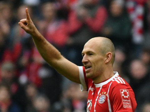 Arjen Robben reveals why he joined Chelsea ahead of Manchester United despite successful talks