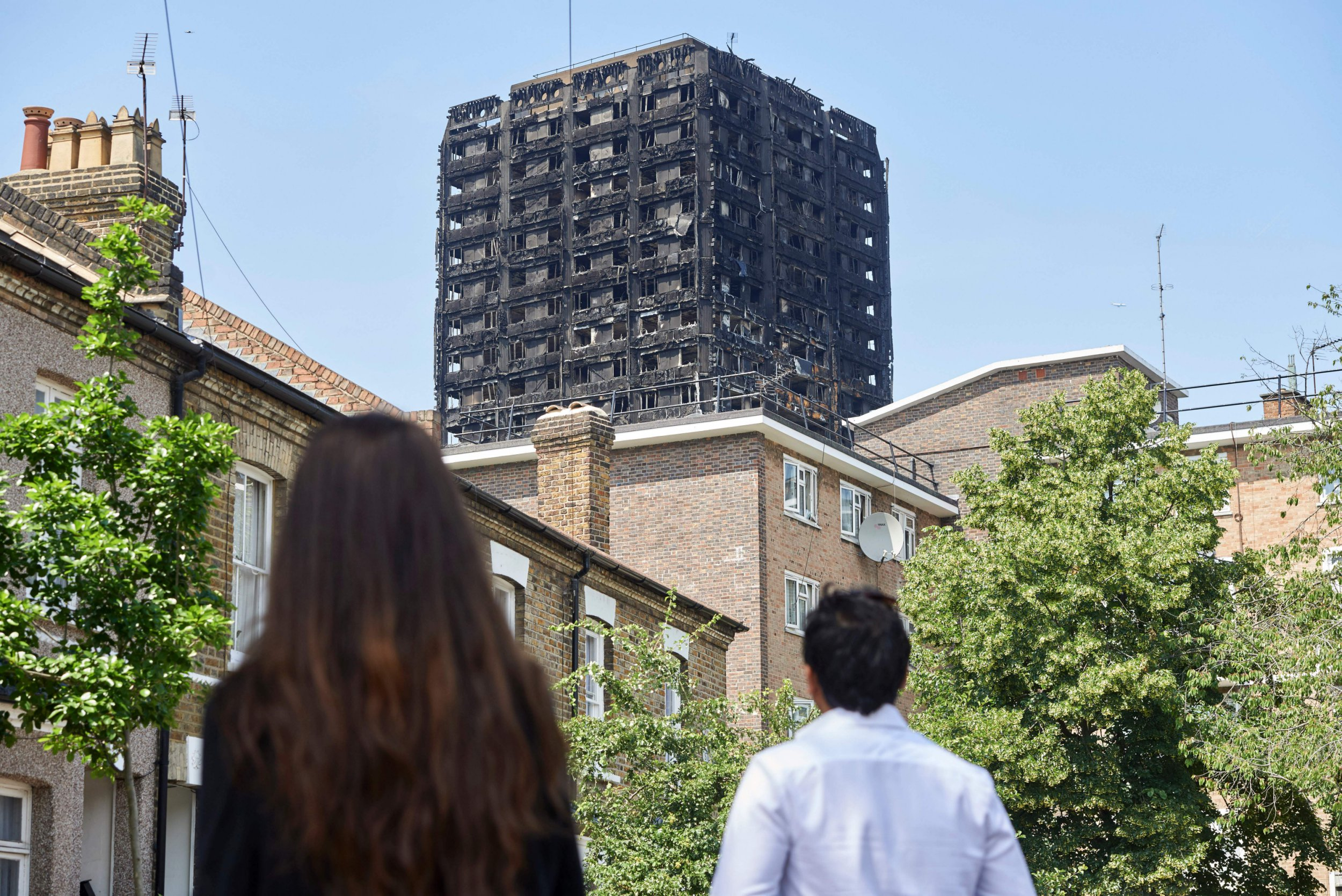 Twenty Grenfell Tower survivors tried to kill themselves in weeks after blaze