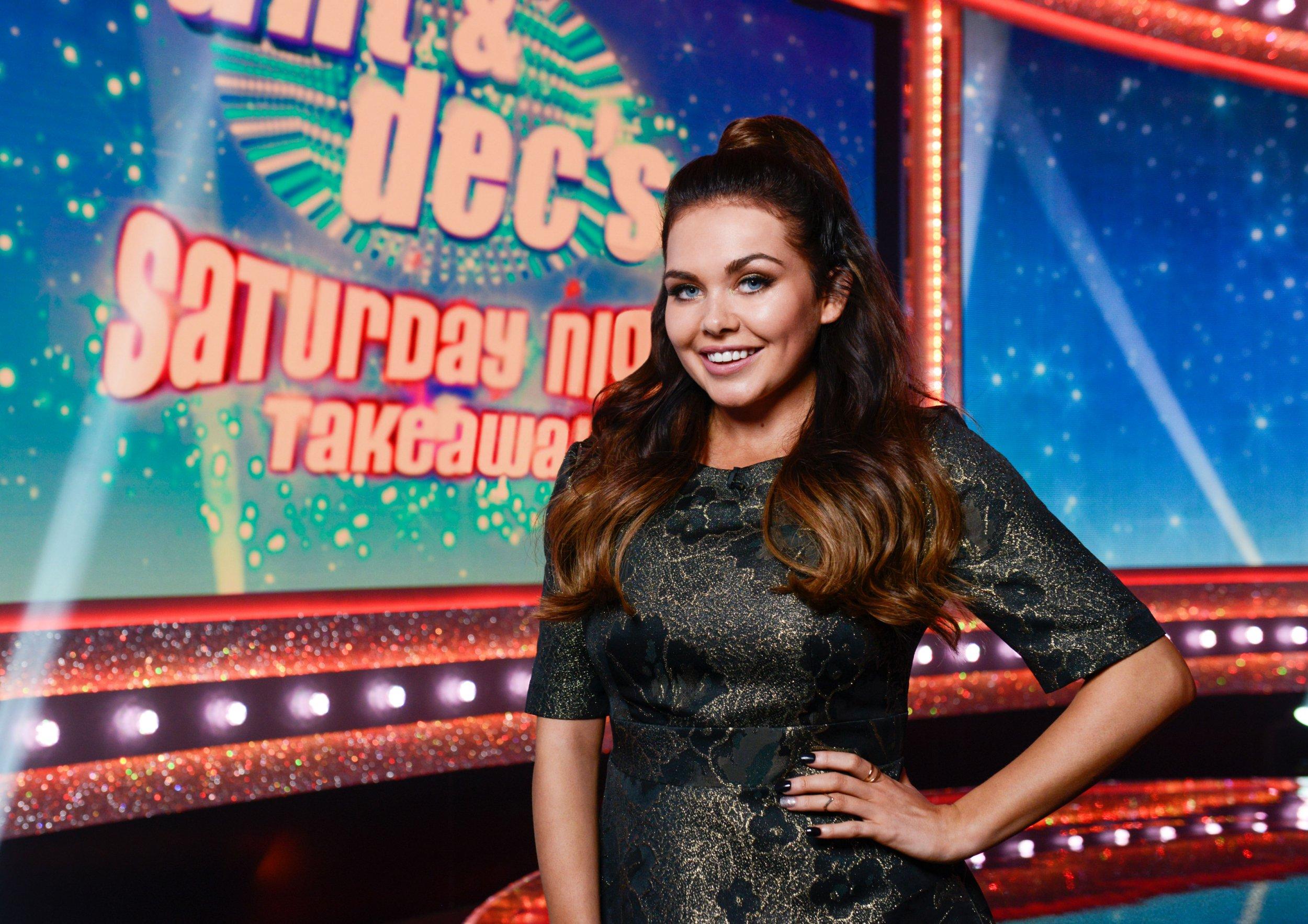 Scarlett Moffatt divides ITV viewers over 'awkward' Saturday Night Takeaway stint