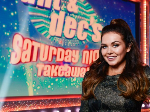 Scarlett Moffatt divides ITV viewers over 'awkward' Saturday Night Takeaway stint