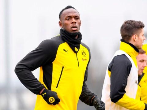 Borussia Dortmund hand Usain Bolt three-week trial after impressing in training