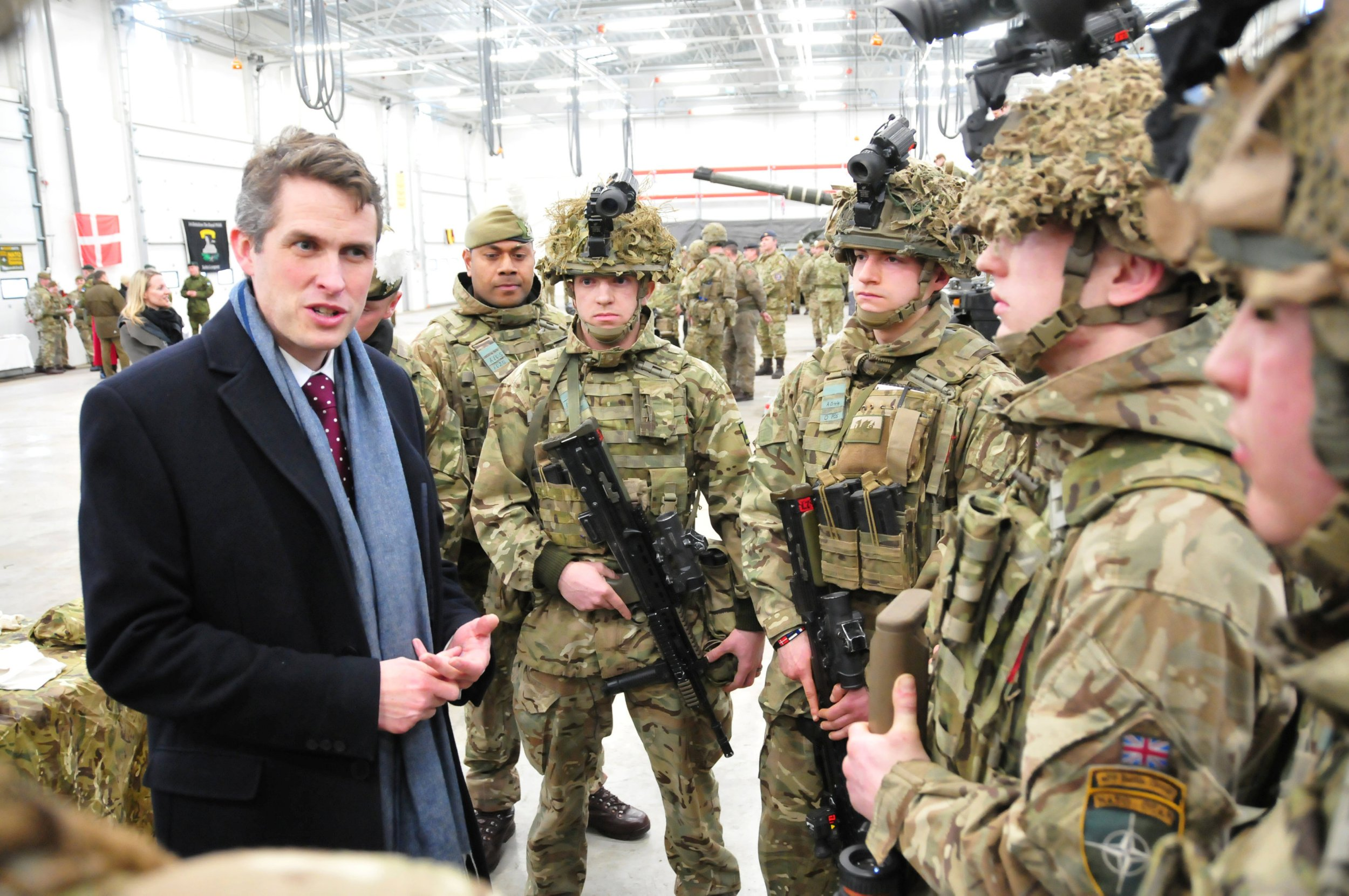 Government backing plans to create 'military schools' to help poor children