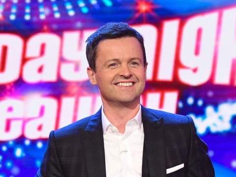 Declan Donnelly left in tears as he thanks Saturday Night Takeaway audience after 'weirdest show'