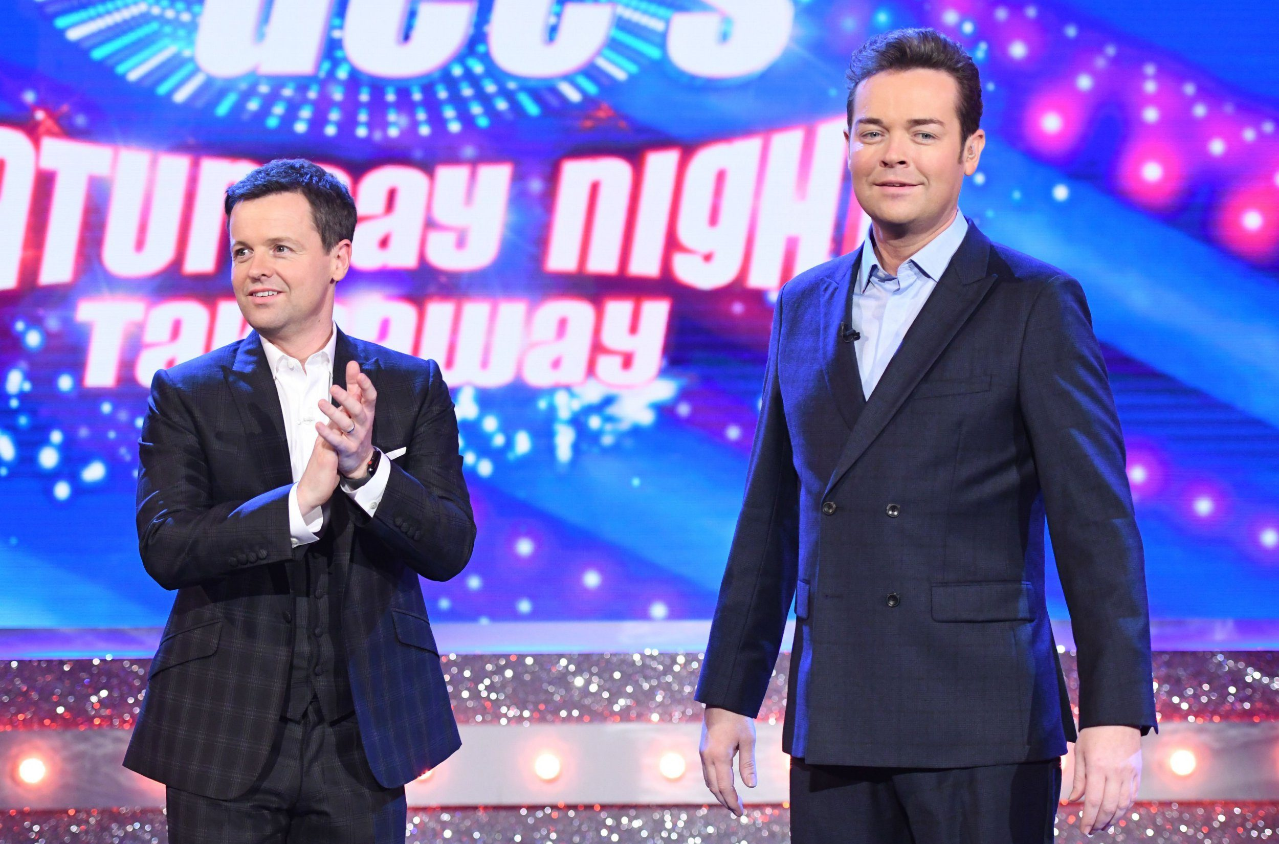Stephen Mulhern praises 'incredible' Declan Donnelly for going it alone on Saturday Night Takeaway