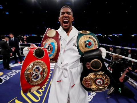 Anthony Joshua vs Deontay Wilder on hold as WBA order Alexander Povetkin fight
