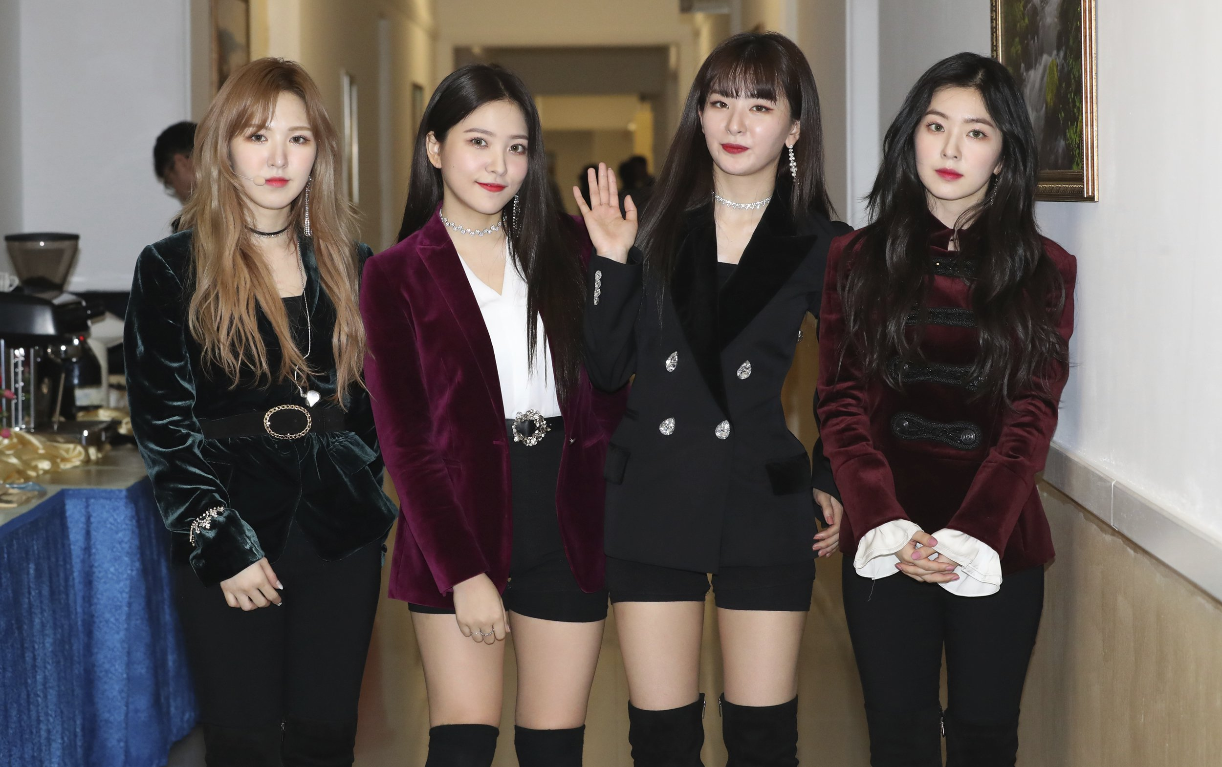 Watch K-Pop stars including Red Velvet perform in North Korea