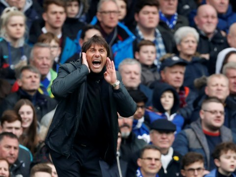 Antonio Conte tells his Chelsea players not to complain or cry after damaging Tottenham defeat