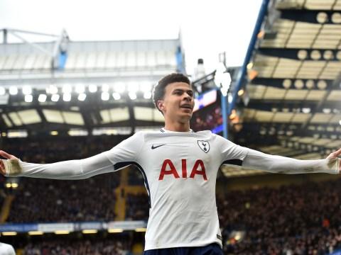 Dele Alli sends message to his critics during Tottenham's clash with Chelsea