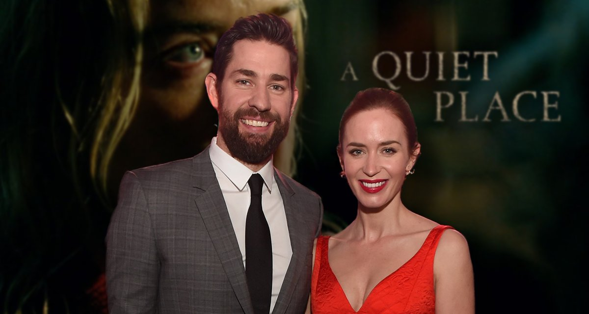 John Krasinski's marriage to Emily Blunt made a customs agent seriously unhappy