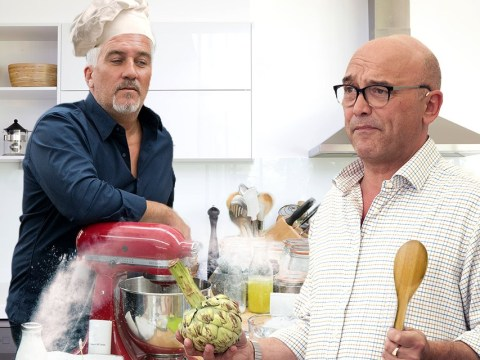 There's beef between Masterchef and Great British Bake Off: Gregg Wallace would never present baking show as it's 'too easy'