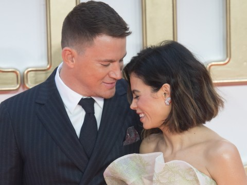 Jenna Dewan drops Tatum from name three weeks after confirming her split from Channing