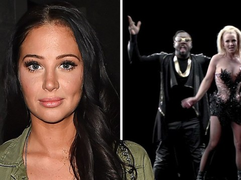 Tulisa Contostavlos wins legal battle against Will.i.am and Britney Spears over Scream and Shout