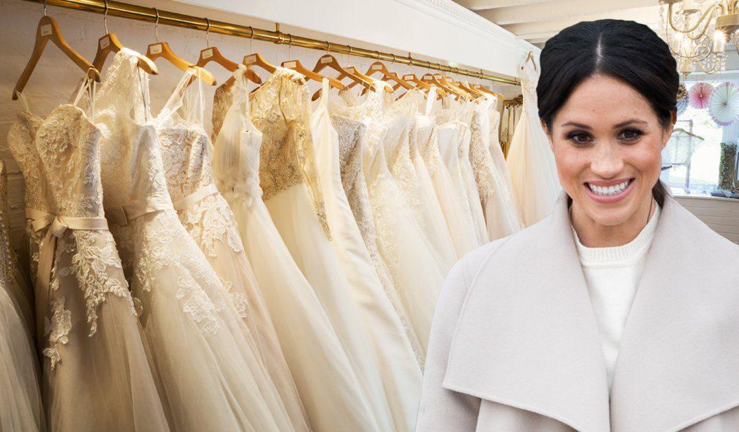 Meghan dress designer Credit: WireImage, Getty