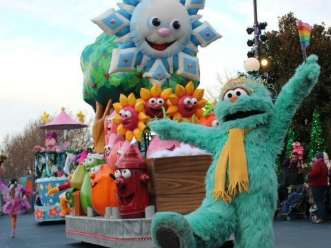 Sesame Place is the first theme park in the world to be certified as autism friendly