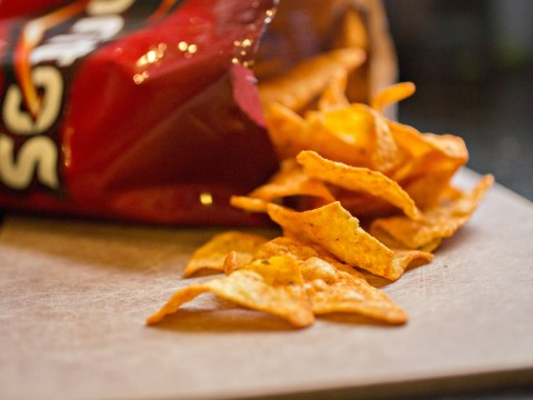 Fancy a career change? Get paid £18,000 to eat Doritos all day long