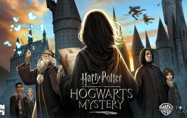 Harry Potter: Hogwarts Mystery RPG launches later this month, stars original cast Credit: Jam City, Inc, Warner Bros