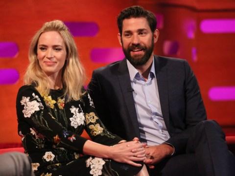 John Krasinski has watched wife Emily Blunt's movie The Devil Wears Prada 72 times