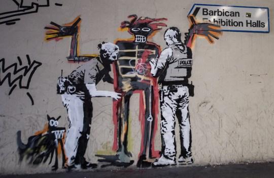 Who is Banksy? Forensics expert believes it's Gorillaz