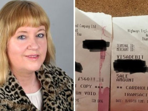 Driver charged £56,000 instead of £5.60 at bridge toll