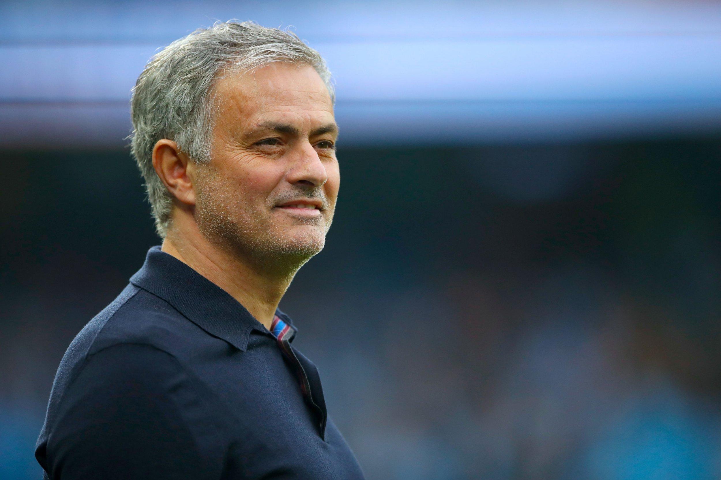 Jose Mourinho submits three-man shortlist to replace Chris Smalling