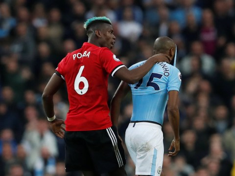 Jose Mourinho told Manchester United would be close to title if they had Fernandinho rather than Paul Pogba