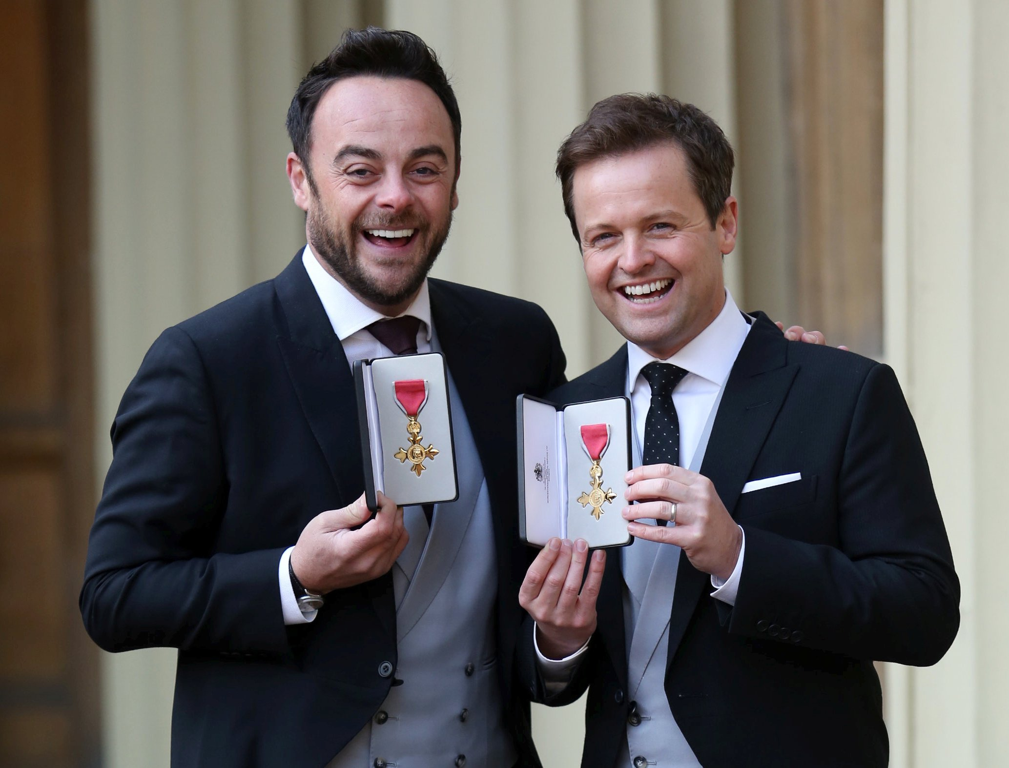 Anthony McPartlin how much is he worth