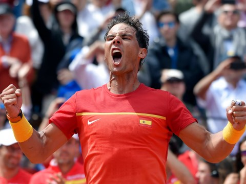 Rafael Nadal inspires Spain on and off the court as Davis Cup semi-final line-up is set
