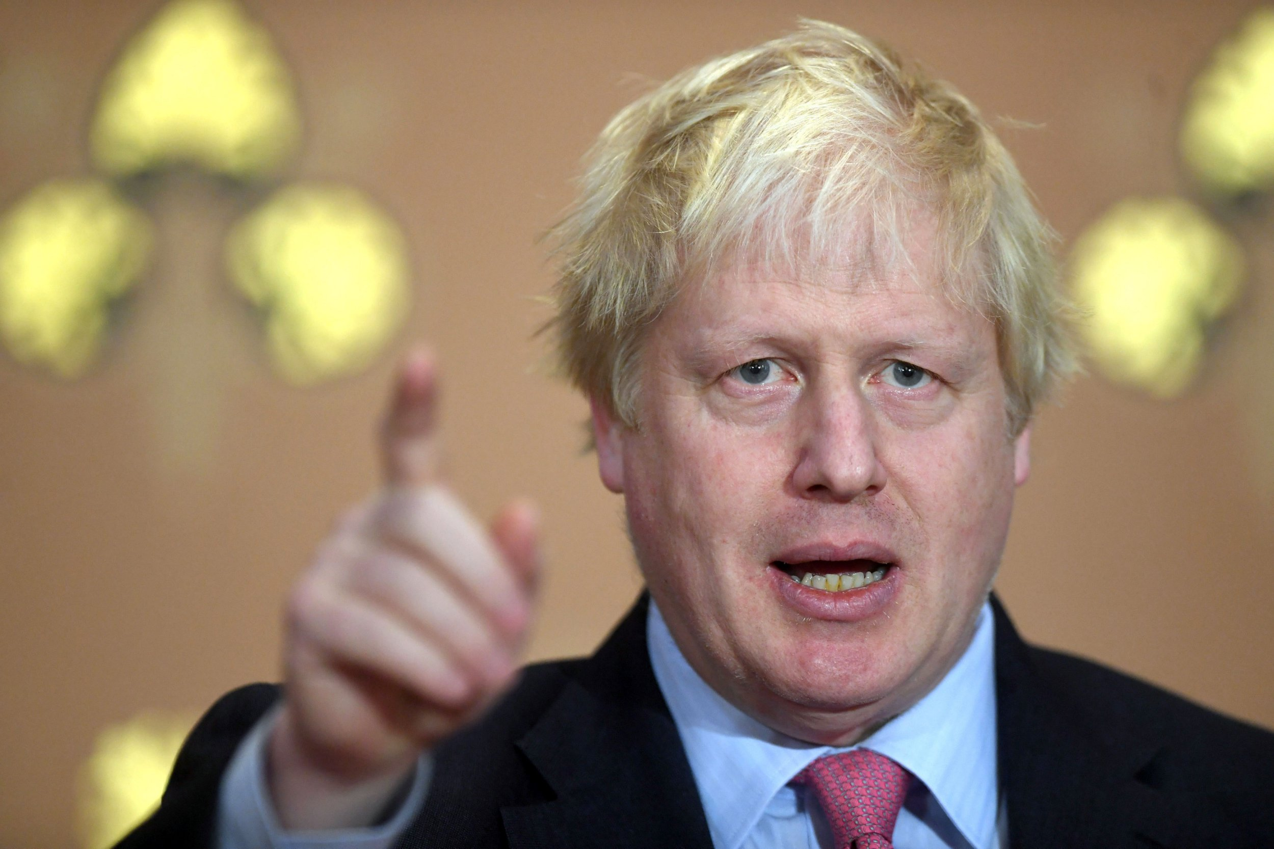 """File photo dated 07/12/17 of Foreign Secretary Boris Johnson, who has called reports of a poison gas attack in Syria which has killed at least 40 people """"deeply disturbing"""". PRESS ASSOCIATION Photo. Issue date: Sunday April 8, 2018. Mr Johnson said: """"Reports of a large scale chemical weapons attack in Douma on Saturday causing high numbers of casualties are deeply disturbing. See PA story POLITICS Syria. Photo credit should read: Victoria Jones/PA Wire"""