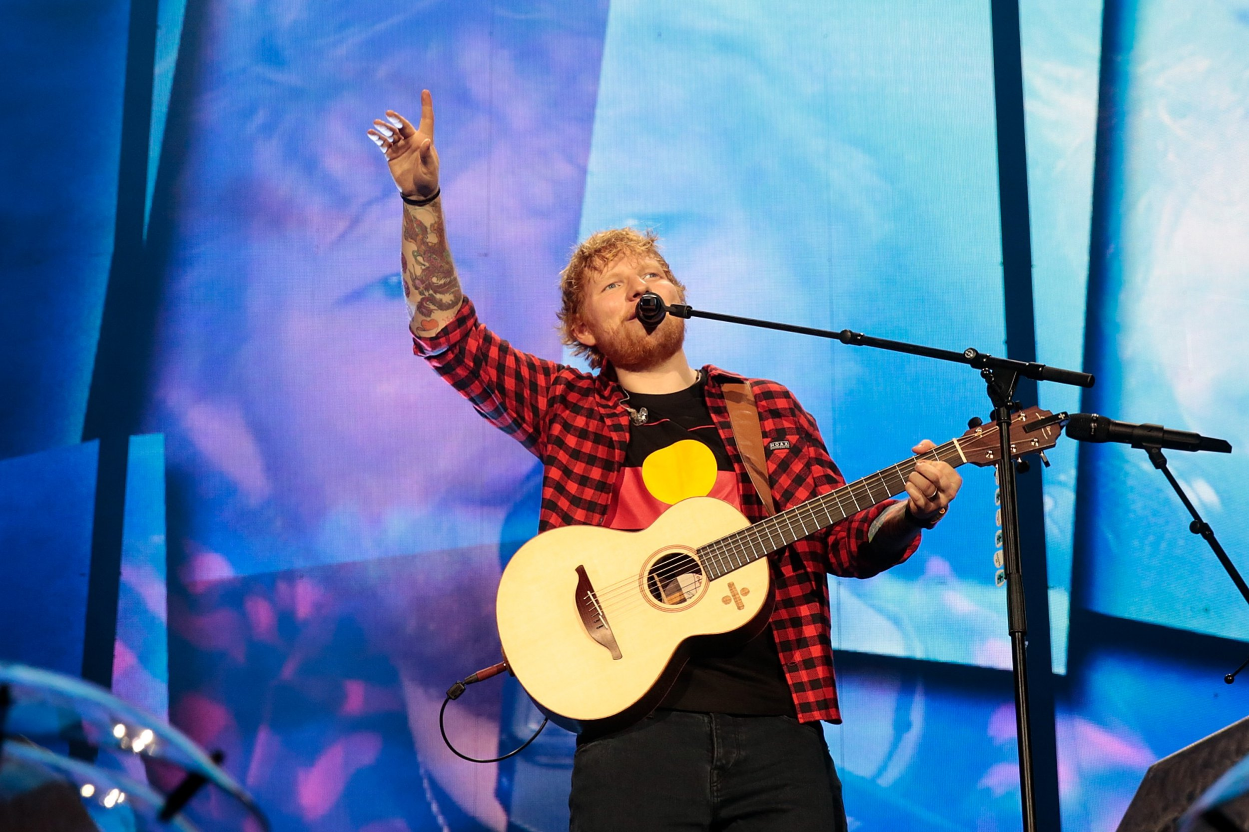 Ed Sheeran climbs the Rich List as he rakes in £28m in one year