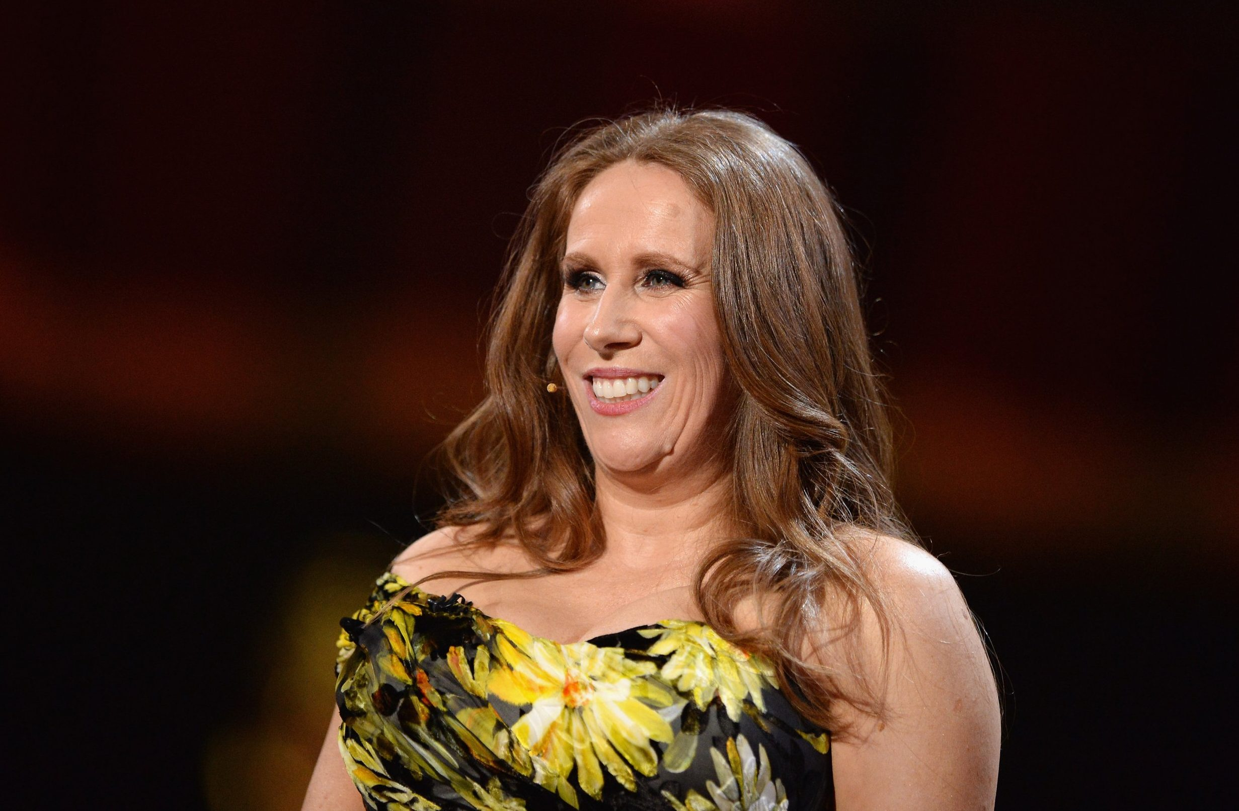Catherine Tate blasted for 'tasteless sexual harassment joke' at Olivier Awards