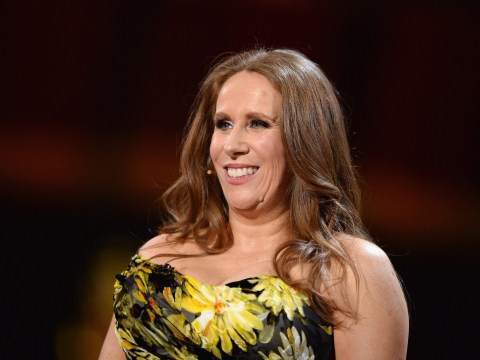 Catherine Tate blasted for 'tasteless sexual harassment joke' at Olivier Awards