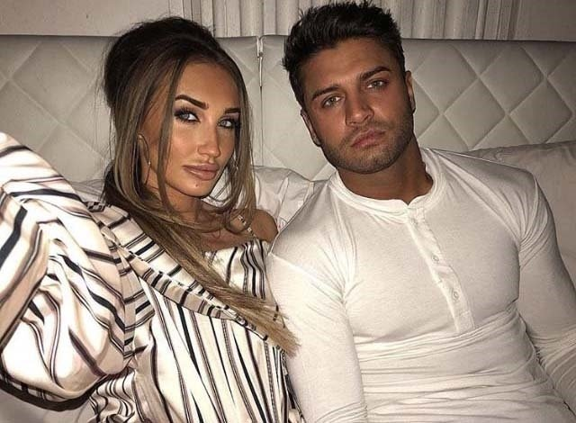BGUK_1197276 - Various, UNITED KINGDOM - Celebrities seen in this celebrity social media photo posted via Instagram!! Pictured: Megan McKenna and Mike Thalassitis BACKGRID UK 4 APRIL 2018 *BACKGRID DOES NOT CLAIM ANY COPYRIGHT OR LICENSE IN THE ATTACHED MATERIAL. ANY DOWNLOADING FEES CHARGED BY BACKGRID ARE FOR BACKGRID'S SERVICES ONLY, AND DO NOT, NOR ARE THEY INTENDED TO, CONVEY TO THE USER ANY COPYRIGHT OR LICENSE IN THE MATERIAL. BY PUBLISHING THIS MATERIAL , THE USER EXPRESSLY AGREES TO INDEMNIFY AND TO HOLD BACKGRID HARMLESS FROM ANY CLAIMS, DEMANDS, OR CAUSES OF ACTION ARISING OUT OF OR CONNECTED IN ANY WAY WITH USER'S PUBLICATION OF THE MATERIAL* UK: +44 208 344 2007 / uksales@backgrid.com USA: +1 310 798 9111 / usasales@backgrid.com *UK Clients - Pictures Containing Children Please Pixelate Face Prior To Publication*