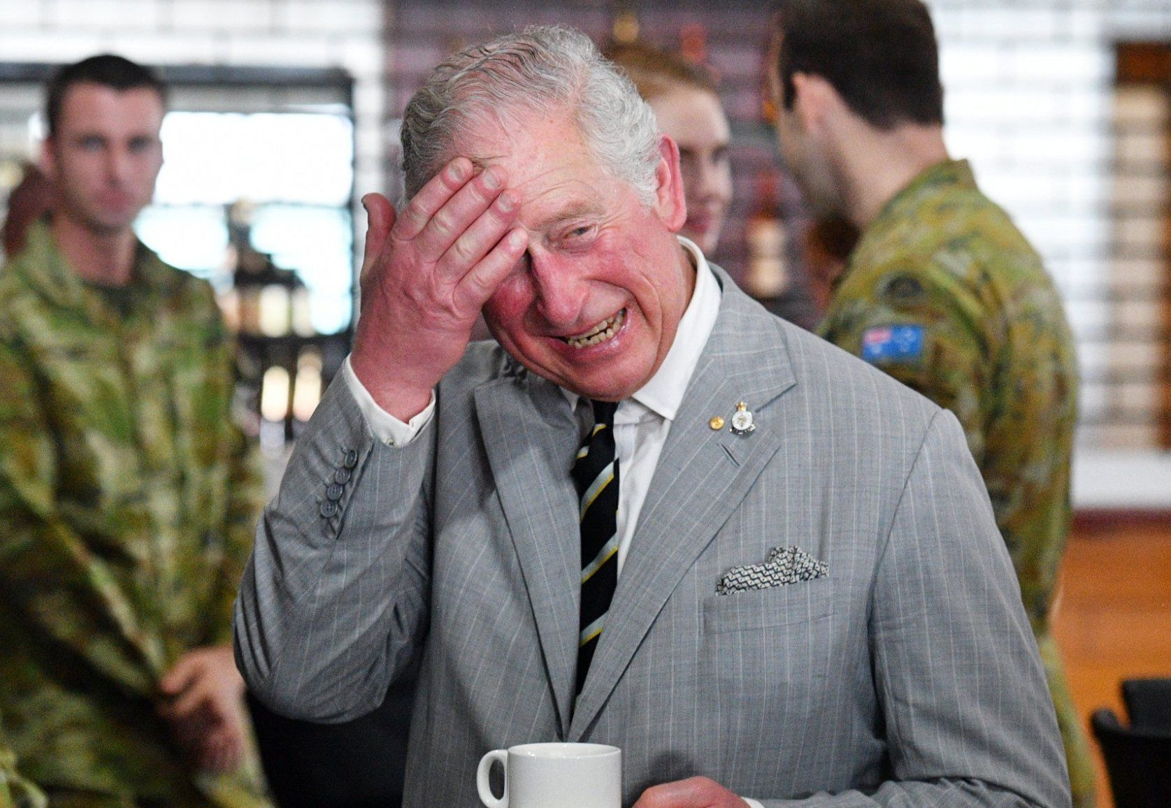 What will Prince Charles be called when he is King and why he could be King George VII