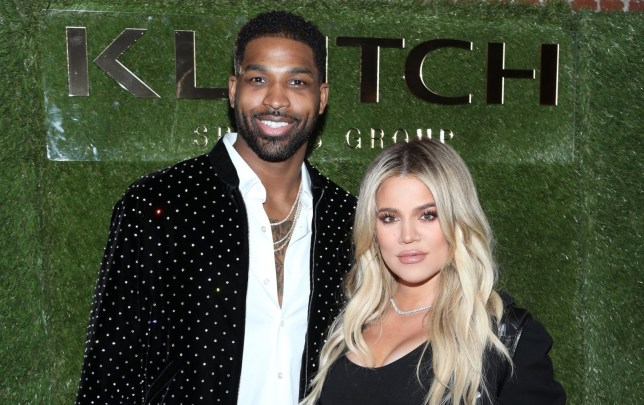 "LOS ANGELES, CA - FEBRUARY 17: Tristan Thompson and Khloe Kardashian attend the Klutch Sports Group ""More Than A Game"" Dinner Presented by Remy Martin at Beauty & Essex on February 17, 2018 in Los Angeles, California. (Photo by Jerritt Clark/Getty Images for Klutch Sports Group)"