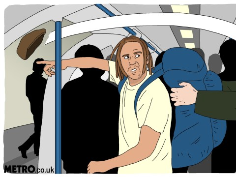 Rage on commuter trains: 4 tales that will make you wish you hadn't left home