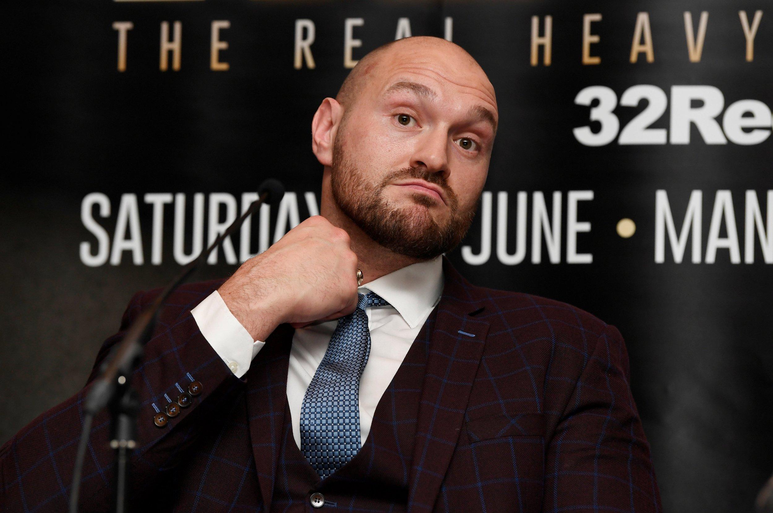Wladimir Klitschko backs Anthony Joshua to beat Tyson Fury