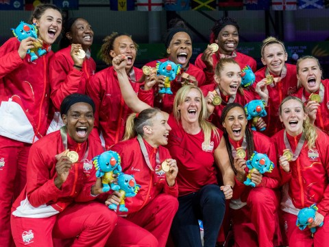 England's netball team wins historic Commonwealth Games gold after shock Australia win